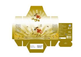 Royal Jelly : Box by nieal