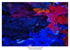 War Of The Colors by Vianto