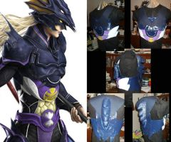 Kain Highwind Body Armor 90% by ElementalxGaze