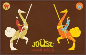 Joust by Hartter