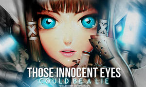 Innocent Eyes by TifaxLockhart