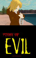 [MMD Comic] Story of Evil: Arc III Front Cover by TyrannosaurusRex-123