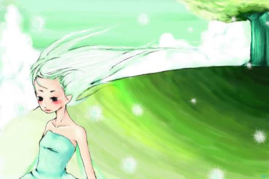 wind by xiner