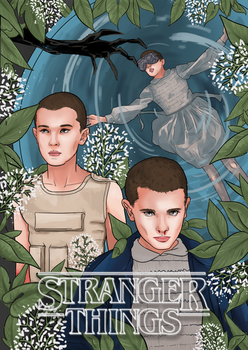 11 - Stranger Things by DannyJarratt