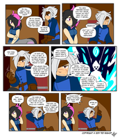 Lore - Chpt 3 - Food Before a Fight by Dragon-FangX