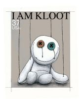 Stamps - 02 I am Kloot. by princepoo