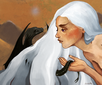 Mother Of Dragons by Psycadela