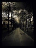 Dark day in Wien by P11K
