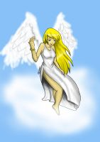 Angel Girl by CaseyLJones