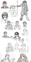 Doodle dump: TGWTG edition by Probable-Futures