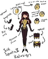 My Silk Spectra II Redesign by YouAskMeFirst2