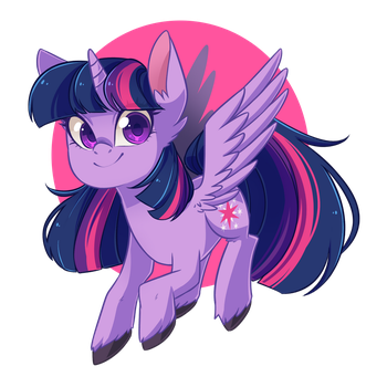 I tried drawing a pony again after 1 year + VIDEO by Looji