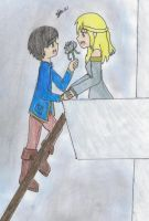 CHB Fairytale:Percy n Annabeth by girlsrl