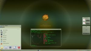 Evergreen KDE4 on Isotope Infusion-9.2 by rvc-2011