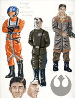 Wedge Antilles by MasterofDisaster88