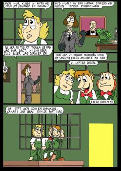 the leprechauns 50 by sprucecomics