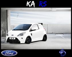 Ford Ka RS by TeofiloDesign