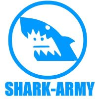 OFFICIAL SHARK ARMY LOGO by SHARK-ARMY