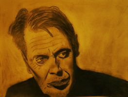Steve Buscemi by thunderdogs