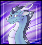 Headshot COMMISH 1/2 by WinterTheDragoness