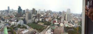 View...Tokyo Tower 4 Panorama by MarcAndrePhoto