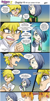 Onlyne Z Chap.4- Not your common rrb team 37 by BiPinkBunny