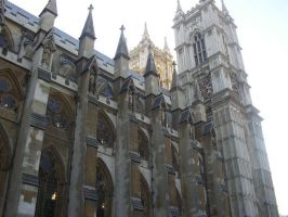 Westminster Abbey by mimih