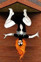 Spiderwoman by Roadkill by Mythical-Mommy