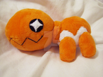 Trapinch Plush - PATTERN AVAILABLE ON ETSY by SarcasticBrit
