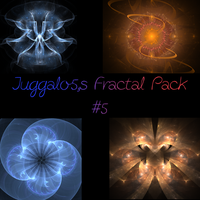 Fractal Pack 5 by Juggalo5
