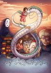 Spirited Away by Risachantag