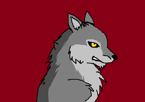 Attempt to draw with laptop touch pad only by cyngawolf