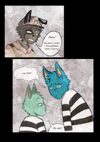 RaccoonBrothers::Page044 by TotemEye