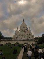 Sacre Coeur by ElisaDay17