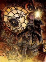 Clockwork by taintedsilence