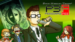 ChaseFaceShow: Persona 3 by MTC-Studios