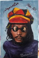 Peter Tosh by Natiaaa