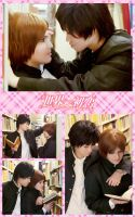 Sekai Ichi Hatsukoi: Highschool Romance by Blackcrane56