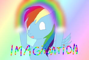 IMAGINATION by RainbowDashPlz