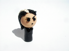 Sculpey Sweeney Todd. by ShortAxel