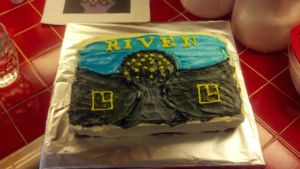 20th Birthday: RIVEN CAKE! by Agent-G245