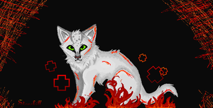 FIrE stARter mspaint AT by Stonekill