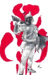 Boba Fett - DCC 2014 commission by gph-artist