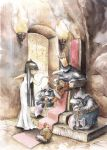 Ozma And The King of Nomes by asiapasek