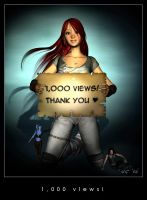 1000 views by Kaernen
