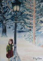 The Lion, the Witch and the Wardrobe - NARNIA by Librie