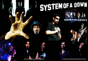 System of a Down Wallpaper... by Beth182