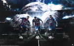 Neymar Wallpaper by ArsalGfx