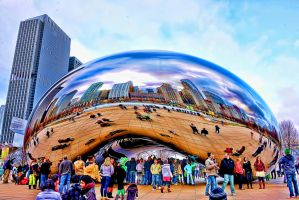 The Bean by megaossa