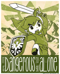 Dangerous To Go Alone by noll4tva